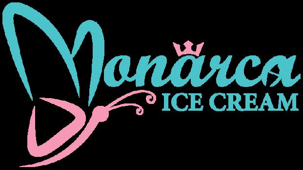 Monarca_Ice_Cream_Logo